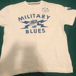 "Air Jordan ""Military Blues"" Jordan 4 Tee"
